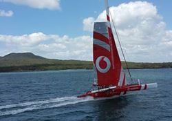 CDK Orma 60 Trimaran - click to enlarge