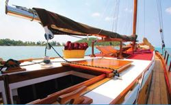 Phinisi Traditional Ketch 63 (Wood) - click to enlarge