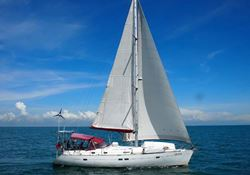 Beneteau Oceanis 411 Clipper - click to enlarge