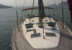 Beneteau Oceanis 473 - click to enlarge