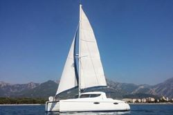 Fountaine Pajot Mahe 36 - click to enlarge