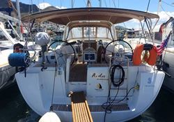 Beneteau Oceanis 50 Family - click to enlarge