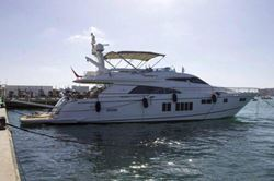 Fairline Squadron 78 - click to enlarge