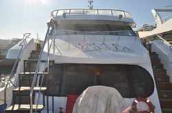 Restaurant Ship Custom Built 42m (Steel) - click to enlarge