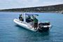 Great White Faethon 950 Sport Cabin RIB