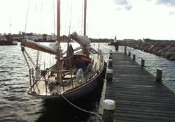 16m Hatecke Yawl (steel) - click to enlarge