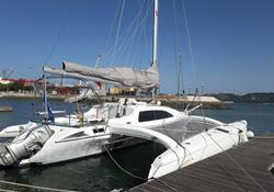 Corsair Marine 36 Trimaran - click to enlarge