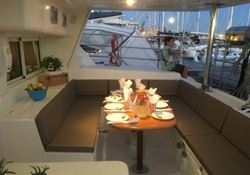 Lagoon 440 - Owner Version (Never Chartered) - click to enlarge