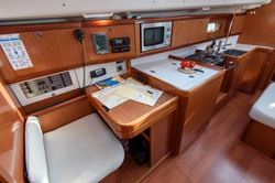 Beneteau Oceanis 40 - click to enlarge