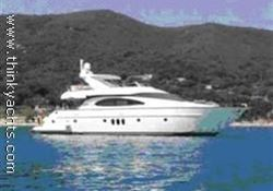 Azimut Solar Flybridge 74 - click to enlarge