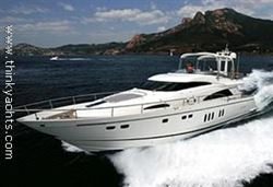 Fairline Squadron 74 - click to enlarge