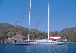 Nordwinds 37m Ketch - click to enlarge