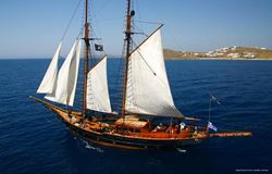 Holland & Greek Shipyards Schooner 83 - click to enlarge
