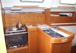 Beneteau First 36.7 - click to enlarge
