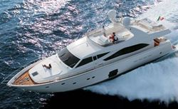 Ferretti 830  - click to enlarge