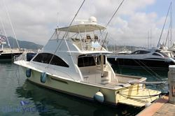 Ocean Yachts 62 Super Sport - click to enlarge
