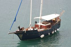 Gulet Ketch 27 - click to enlarge